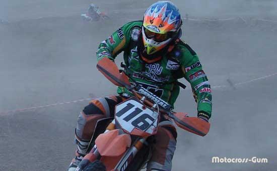 Мотокросс: Николай Пащинский о своем выступлении в чемпионате - 22 Сентября 2010 - Motocross-Gum