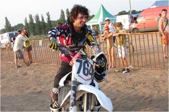 3-й этап Чемпионата Европы в классе OPEN пройдет в Словении - 20 Мая 2011 - Motocross-Gum