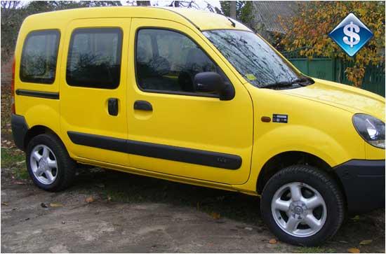 Продам авто рено канго renault kangoo для